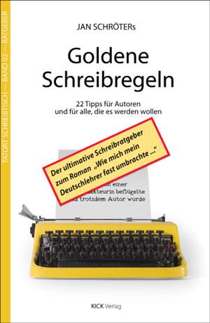 Foto Cover Goldene Schreibregeln